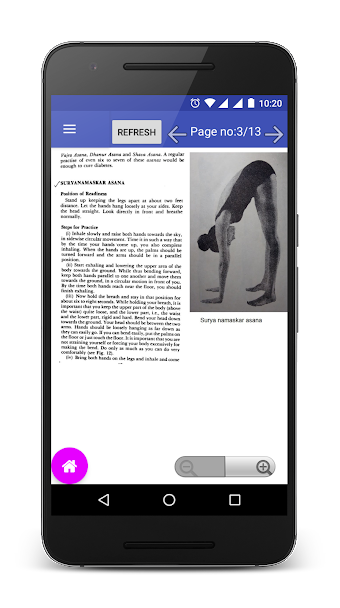 Yogic Cure (e-book app)